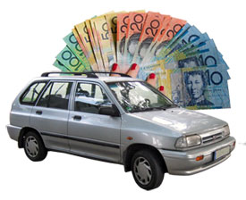 get cash for cars Rosebud